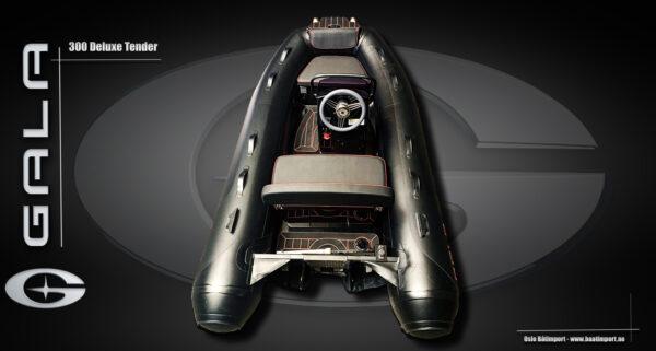 GALA 300 Deluxe Tender