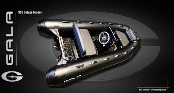 GALA 330 Deluxe Tender