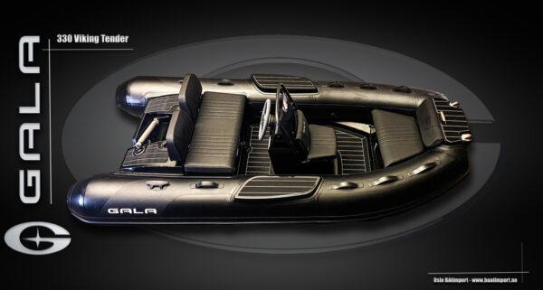 Gala 330 tender